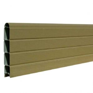 Natural Eco Fencing Plastic Board